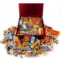 1980s Decade Box... Ace Sweets from your 80s Childhood - Large - 80s Gifts