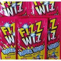 Fizz Wiz Cherry Popping Candy