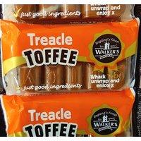 Treacle Toffee Slabs