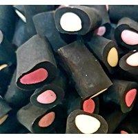 Liquorice Cream Rock - Rock Gifts