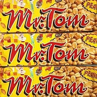 Mr Tom Peanut Bar