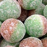 Apple and Cinnamon Balls