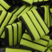 Apple Liquorice Stripes