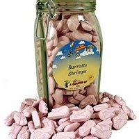 Barratts Shrimps in a Kilner Jar