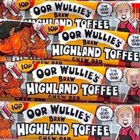 Highland Toffee