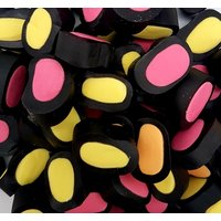 Liquorice Fruit Slices