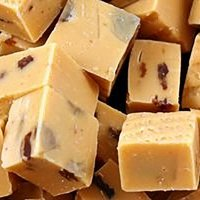 Rum and Raisin Fudge - Fudge Gifts