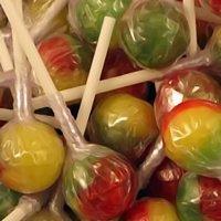 Traffic Light Lollipops