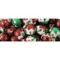 Dinky Chocolate Christmas Puddings