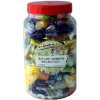 Boiled Sweets Selection Jar