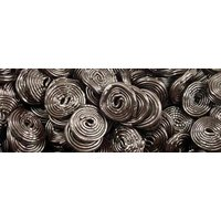 Liquorice Wheels - Haribo Gifts