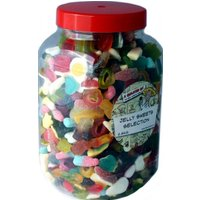 Jelly Sweets Selection Jar