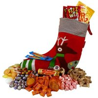 A Reindeer Stocking Packed with Nostalgia