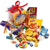 Retro Sweets Cube - Sweets Gifts