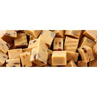 Rum and Raisin Fudge