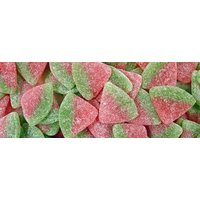 Sour Watermelon Slices Sweets