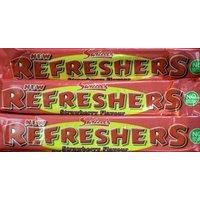 Strawberry Refreshers Chew Bars - Strawberry Gifts