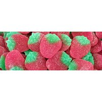 Haribo Giant Sour Strawberries - Haribo Gifts