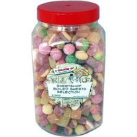 Sweetshop Boiled Sweets Selection Jar