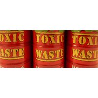 Toxic Waste Red - A Quarter Of Gifts