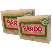 PARDO JABON NATURAL 2X150 GR