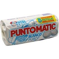 PUNTOMATIC TOTAL BLANCO PURO 4 DOSIS