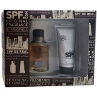 Arenal Perfumerias ES|SET BE REAL EDT 100 ML VAPO + AFTER SHAVE 100 ML
