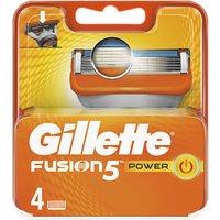 GILLETTE RECAMBIO FUSION5 POWER 4 UN