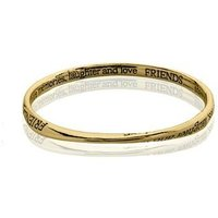 August Woods Gold Friends Bangle