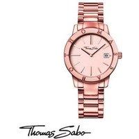 Thomas Sabo Rose Gold Soul Bracelet Watch