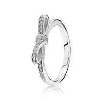 Pandora Delicate Bow Ring - 58 Pandora Ring
