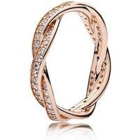Pandora Twist of Faith Ring - 48 Pandora Ring