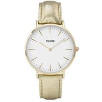 CLUSE La Bohème Gold Metallic Watch