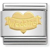 Nomination Wedding Charm
