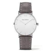 Paul Hewitt Sailor Line Grey & Silver Watch