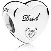 'Pandora Dad's Love Charm
