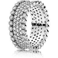 Pandora Lavish Sparkle Ring - 54 Pandora Ring