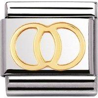Nomination Wedding Rings Charm