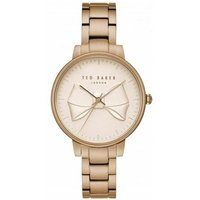 Ted Baker Ted Baker Womens Analogue Quartz Watch with Stainless Steel Strap