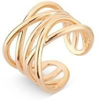 August Woods Gold Chunky Ring