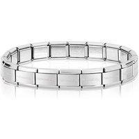 Nomination Classic Silver Base Bracelet - 20cm / 20 links