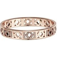 Karl Lagerfeld Rose Gold Karl Bangle