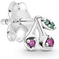 Pandora My Cherry Single Stud Earring