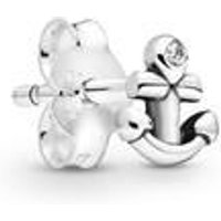 Pandora My Anchor Single Stud Earring
