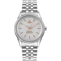 Vivienne Westwood Seymour Silver Bracelet Watch