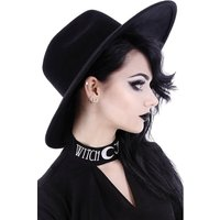Witch Wide Brim Hat