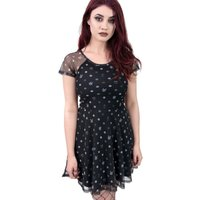 Odd One Out Skater Dress