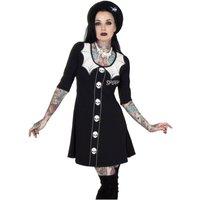 Spooky Girl Flare Dress