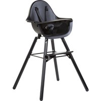 Childhome Evolu 2-in-1 Kinderstoel Zwart met voordeel : Kinderstoel