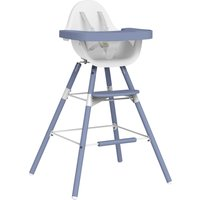 Childhome Evolu 3-in-1 Kinderstoel Blue Sea kopen